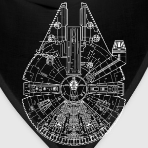 Star wars - Awesome t-shirt for Han solo fans - Bandana