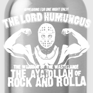 Max max - The lord humungus awesome tee - Water Bottle