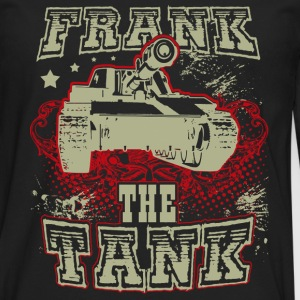Tank - Frank the tank awesome t-shirt for fans - Men's Premium Long Sleeve T-Shirt