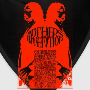 Frank Zappa - Mothers of invention t-shirt for f - Bandana