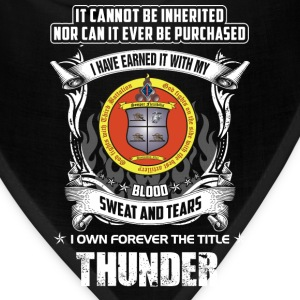 Thunder - Cannot be inherited nor be purchased - Bandana