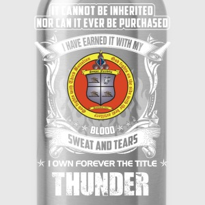 Thunder - Cannot be inherited nor be purchased - Water Bottle
