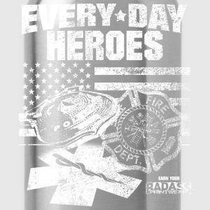 Fire department - Everyday heroes - Water Bottle