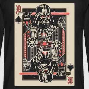 Star wars poker cards lover - Men's Premium Long Sleeve T-Shirt