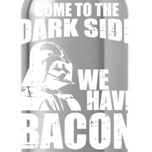 Bacon - Come to the dark side we have bacon tee - Water Bottle
