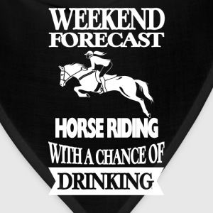 Horseman - Horse riding with a chance of drinking - Bandana