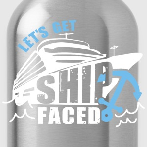 Ship Faced - Water Bottle
