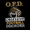 OFD - Obsessive football disorder awesome tee - Men's Premium T-Shirt
