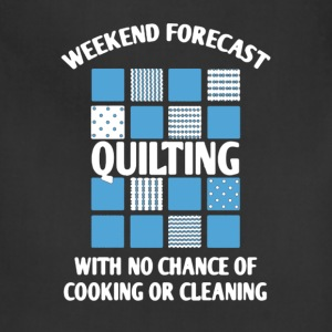 Weekend Forecast Quilting - Adjustable Apron