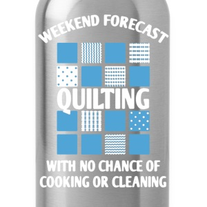Weekend Forecast Quilting - Water Bottle