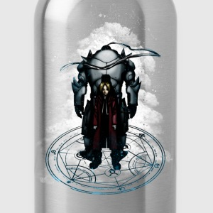 elric grunge - Water Bottle