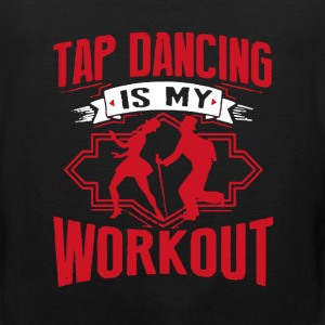 Tap Dancing Shirt - Men's Premium Tank