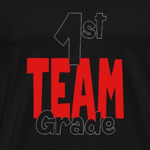 1st Grade Team Teacher - Men's Premium T-Shirt