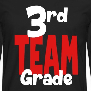 3rd Grade Team Teacher - Men's Premium Long Sleeve T-Shirt