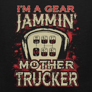 Gear Jammin Trucker - Men's Premium Tank