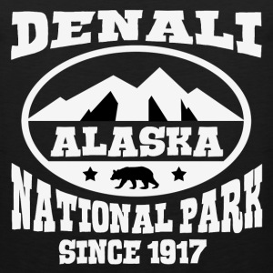 DENALI NATIONAL PARK ALASKA - Men's Premium Tank