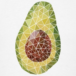 Avocado (Polygon Style) Sportswear - Men's T-Shirt