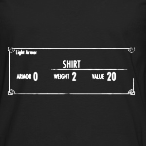 Light Armor Shirt - Men's Premium Long Sleeve T-Shirt