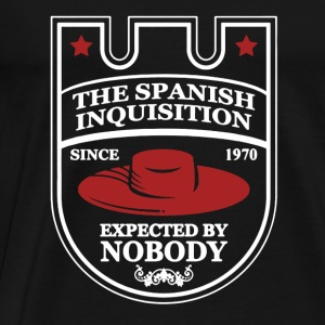 The Spanish Inquisition - Men's Premium T-Shirt
