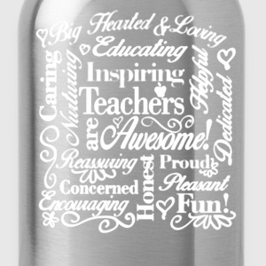 Teachers  Shirt - Water Bottle