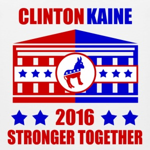 CLINTON KAINE STRONGER TOGETHER - Men's Premium Tank