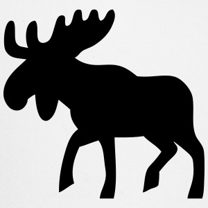 Moose Silhouette Baby & Toddler Shirts - Trucker Cap