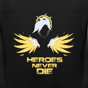 Mercy - Heroes Never Die - Men's Premium Tank