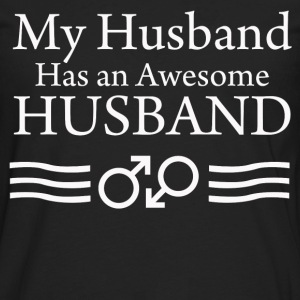 AWESOME HUSBAND - Men's Premium Long Sleeve T-Shirt