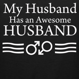 AWESOME HUSBAND - Men's Premium Tank