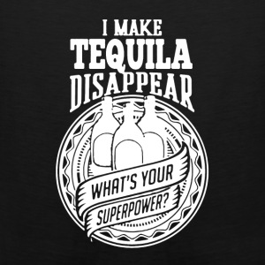 Tequila Disappear Shirt - Men's Premium Tank