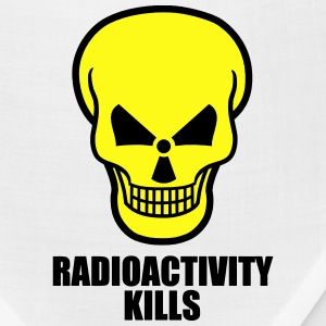 Radioactivity Kills T-Shirts - Bandana