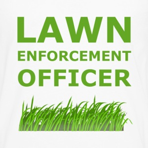 Lawn Enforcement Officer - Men's Premium Long Sleeve T-Shirt