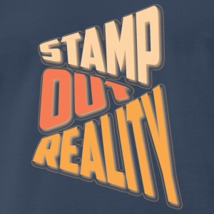 Stamp out Reality Tanks - Men's Premium T-Shirt