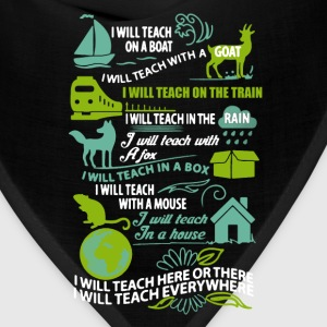 Teach Shirt - Bandana