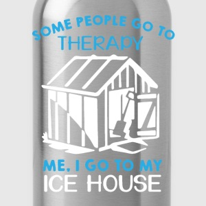 Ice House Therapy Shirt - Water Bottle