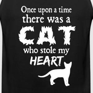 A Cat Who Stole My Heart - Men's Premium Tank