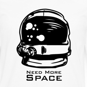need more space - Men's Premium Long Sleeve T-Shirt