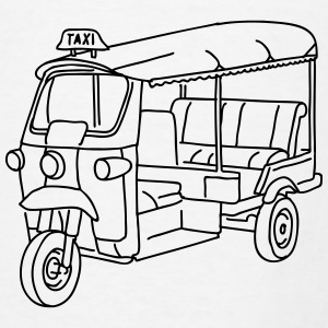 Tuk-tuk, auto rickshaw Other - Men's T-Shirt