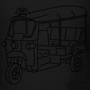 Tuk-tuk, auto rickshaw Hoodies - Men's T-Shirt