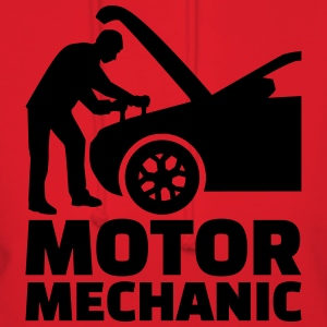 Motor mechanic T-Shirts - Women's Hoodie