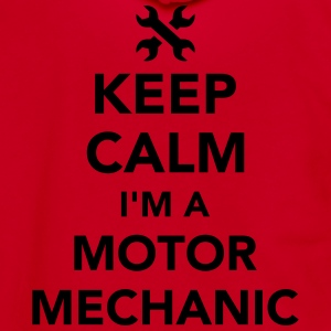Motor mechanic T-Shirts - Unisex Fleece Zip Hoodie by American Apparel