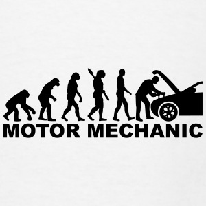 Motor mechanic Mugs & Drinkware - Men's T-Shirt