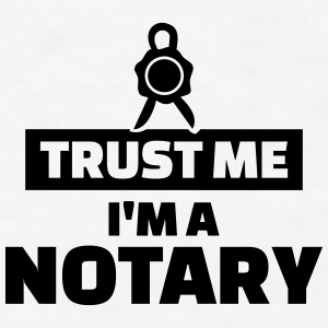 Notary Mugs & Drinkware - Men's T-Shirt