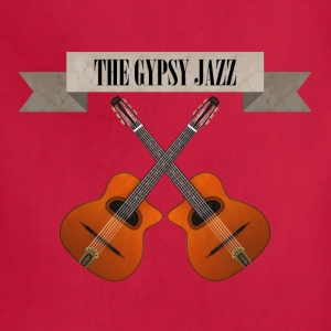 the gypsy jazz - Adjustable Apron