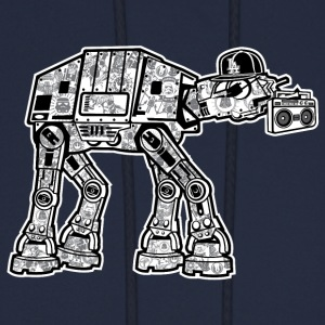 AT-AT Star Wars Beat Boy Long Sleeve Shirts - Men's Hoodie