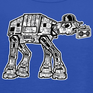 AT-AT Star Wars Beat Boy T-Shirts - Women's Flowy Tank Top by Bella