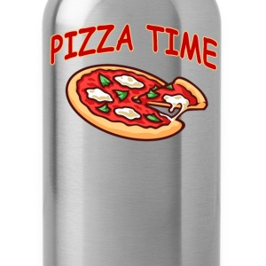 pizza time - Water Bottle