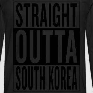 South Korea T-Shirts - Men's Premium Long Sleeve T-Shirt