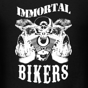 Immortal Bikers Shirt - Men's T-Shirt