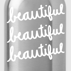 Beautiful Shirt - Water Bottle